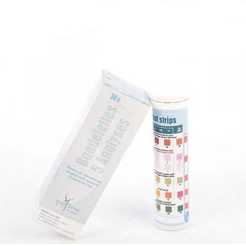 bandelettes test analyse ph entretien eau spa jacuzzi