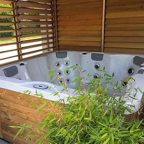jacuzzi jade viskan spa bien être massage privatif achat