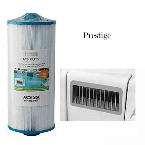 filtre papier fibre 50 feuilles accessoire entretien eau spa achat livraison