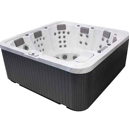 bain bouillonnant baikal 1 place allongee achat